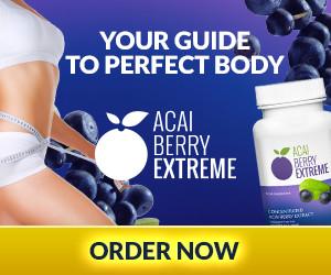 Acai Berry Extreme - perda de peso