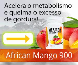 AfricanMango900 - perda de peso