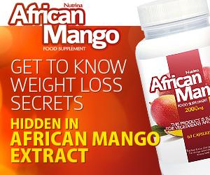 African Mango - perda de peso